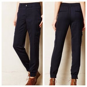 Anthropologie Tall Cargo Trouser by Elevenses, used for sale